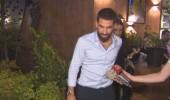 Arda Turan eşiyle İstanbul gecelerinde
