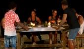 Ödülün sahipleri akşam yemeği yedi