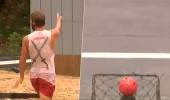 Adem'in büyük şanssızlığı! Topu çizgide kaldı...