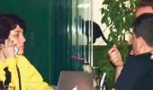Gonca Vuslateri eski sevgilisi Mehmet Turgut'la buluştu