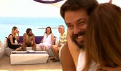 Hilmi Cem, Kıbrıs'ta ailesiyle buluştu! Hasret giderdiler...