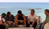 Kıbrıs'ta buluştular! Turabi ailesine kavuştu...