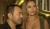 Serdar Ortaç'tan eşine romantik kutlama