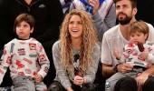 Shakira'dan aile boyu konser!