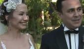 Ünlü oyuncu evlendi...
