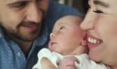 Ümit Erdim'den kızının adını eleştirenlere tepki