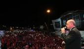 Cumhurbaşkanı Erdoğan 15 Temmuz Şehitler Köprüsü'nde vatandaşlara seslendi!