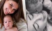Buse Terim kızı Naz'a kavuştuğu anın videosunu paylaştı!