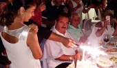 Derya Tuna yeni yaşını İbrahim Tatlıses'le kutladı