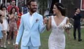 Erkan Kolçak Köstendil ve Cansu Tosun evlendi!