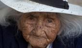 117 yaşındaki kadın uzun yaşamanın sırrına bakın ne dedi...