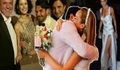 Bengü'nün düğününe ünlü akını!
