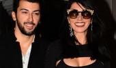 Hande Yener ve oğluna uçakta büyük şok!