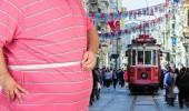 Türkiye obezitede ilk sırada...