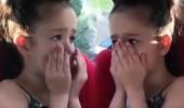 İbrahim Tatlıses'in kızı Elif Ada, dinlediği türküde gözyaşlarını tutamadı!