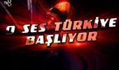 O Ses Türkiye'nin yeni sezonu başlıyor! İşte ilk tanıtım...