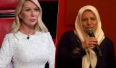 Seda Sayan yarışmacının önce annesini ikna etmeye çalıştı!