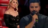 Yarışmacıdan Seda Sayan'a hiç beklemediği cevap! Bir anda Murat Boz'u savunmaya başladı!