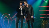 Murat Boz ve Aytaç Şaşmaz'dan sahneyi yıkan düet