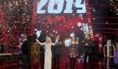 O Ses Türkiye stüdyosunda yeni yıl coşkusu