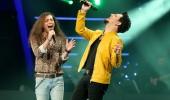 Bartu Gülhan ve Elerki Taşkın'ın düellosu 'Show Must Go On'