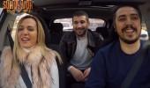 Survivor Taksi | 2. sezon 1. bölüm | Adem Kılıççı ve Nagihan Karadere