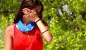 Eleme adayı olan Ioulieta adada gözyaşlarını tutamadı!