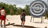 Dominik'te sembol mücadelesi!