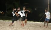 Acun Medya-Survivor erkekler futbol maçı (Birleşme Haftası)