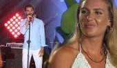 Atakan'dan Murat Boz şarkısı!  Dalaka ile göz göze söyledi