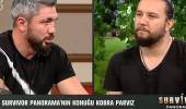 Survivor Parviz'den canlı yayında çok net Barış açıklaması! O detayı böyle açıkladı...