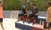 Yarışmacılar Survivor'da yapılan totemleri hatırlayıp eğlendi