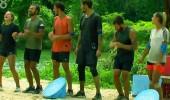 Survivor'da yarışmacıların eğlenceli anları güldürdü