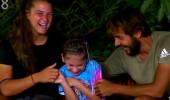 Melisa Ilıcalı'nın Surivor'da birbirinden güzel anları