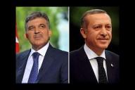 Gül ve Erdoğan Time anketinde