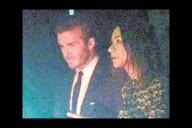 David Beckham yakalandı!