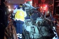 TEM'de feci kaza: Anne ile kızı öldü