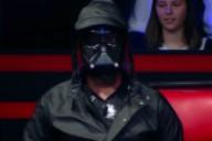 Darth Vader, O Ses Türkiye stüdyosunu bastı! O jüri üyesi herkesi şaşkına çevirdi...