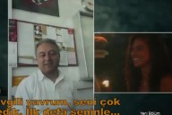 Gizem Memiç ailesinden gelen videoları izledi! Babasının videosu hayli kalabalıktı...