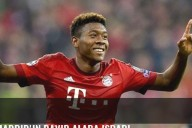Real Madrid'in David Alaba ısrarı