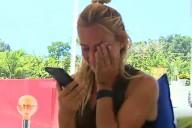 Sema'nın gözyaşları sel oldu! 'Ağlama anne'