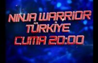 Ninja Warrior Türkiye yeni bölümüyle Cuma 20:00'da TV8'de
