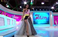 Zeynep Öztürk'ün 2. sezon finalindeki 2. podyum yürüyüşü