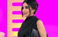 125. Bölüm Zeynep Karaca'nın podyum yürüyüşü