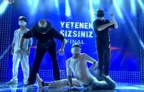 Atai Omurzakov'un final performansı