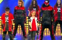 Tokyo Minikler'in final performansı