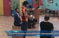 Ütopya'da final haftasında ikinci elenen isim Bahadır oldu.
