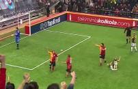 Galatasaray Veteran Takımı 1 - 0 Fenerbahçe Veteran Takımı (Gol Ayhan Akman)