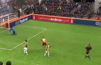 Galatasaray Veteran Takımı 2 - 0 Fenerbahçe Veteran Takımı (Gol Mustafa Kocabey)