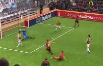 Galatasaray Veteran Takımı 4 - 0 Fenerbahçe Veteran Takımı (Gol Ergün Penbe)
